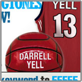 Darrell Yell Ring Tone Ad in an Email Newsletter